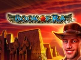 Book of Ra Deluxe kostenlos online spielen