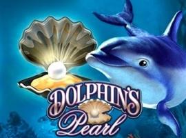Ein sicherer Weg das Geld zu gewinnen liegt über das Gewässer von Dolphin Pearl online