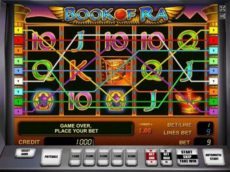 Book Of Ra Online Spielen Geld